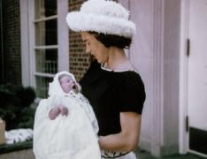 Kūdikis ir mama