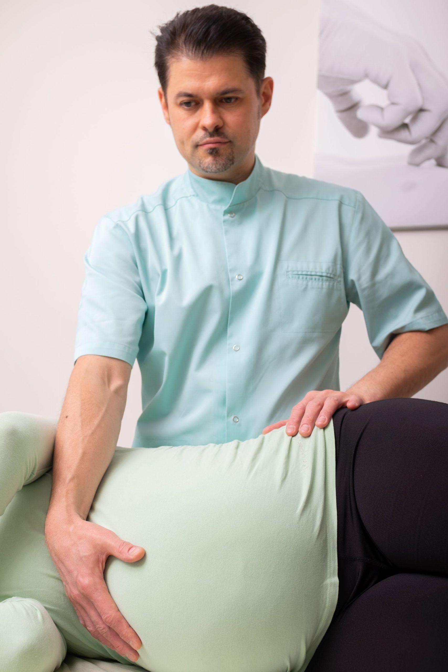 Osteopatine pagalba nesciosioms