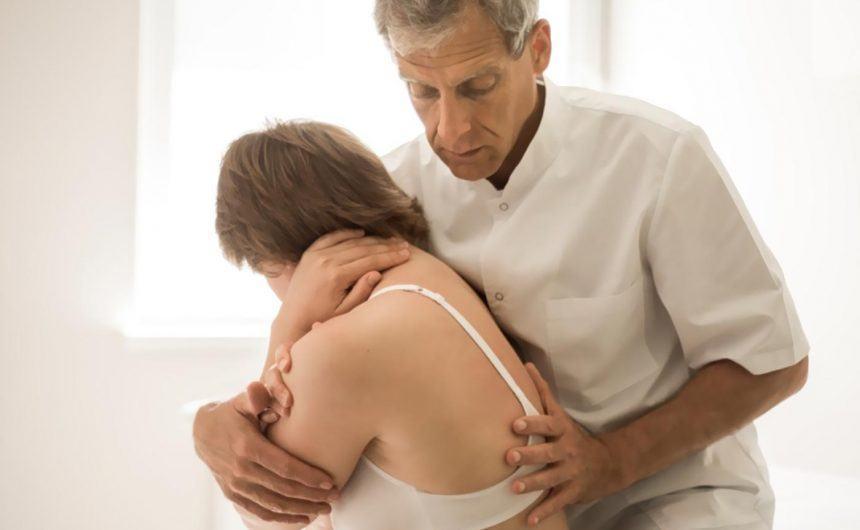 Osteopato įrankis – visas jo kūnas