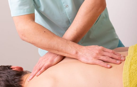 Skoliozės osteopatinis gydymas