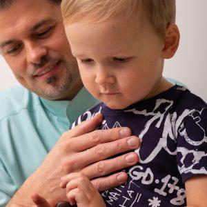 Vaiko dėmesio ir elgsenos sutrikimų osteopatinis gydymas